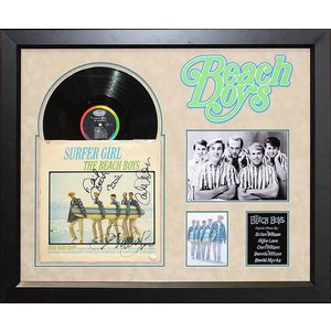 """Beach Boys"" Surfer Girl LP"