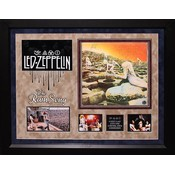"""Led Zeppelin"" Houses LP w/Rain Song lyrics"