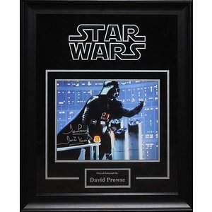 """""""Star Wars: Empire Stikes Back"""" Signed 8x10"""