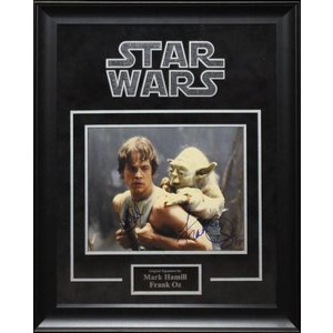 """""""Star Wars"""" Signed  8x10 Photo"""
