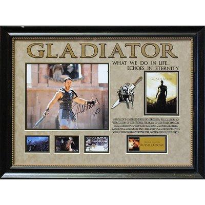 """""""Gladiator"""" Signed 11x14 Photo"""
