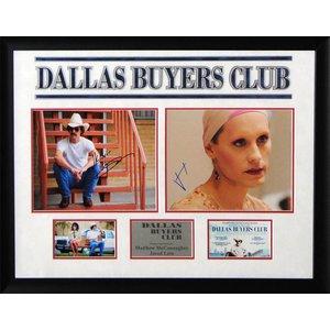 """Dallas Buyers Club"" Signed 8x10 Photos"