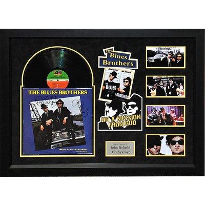 """Blues Brothers"" Signed OST LP"