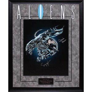 """Aliens"" Signed 16x20 Photo"