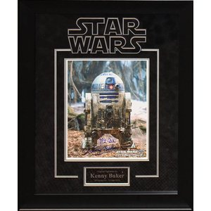 """""""Star Wars: Empire Strikes Back"""" Signed 8x10 Photo"""