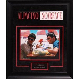 """Scarface"" Signed 8x10"