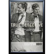 """""""True Detective"""" Signed Poster"""