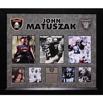 Oakland Raiders - John Matuszak Signed 7x9 Photo