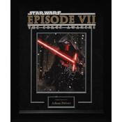"""Star Wars: Force Awakens"" Adam Driver signed 8x10 photo"