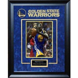 """Golden State Warriors"" Draymond Green Signed 8x10 Photo"