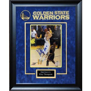 """Golden State Warriors"" Klay Thompson Signed 8x10 Photo"