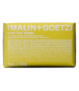 (MALIN+GOETZ) Rum Bar Soap 5oz/140g