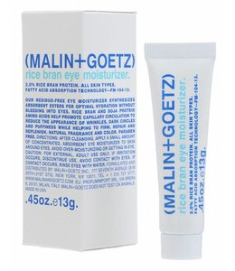(MALIN+GOETZ) Rice Bran Eye Moisturizer  .45oz. / 13g