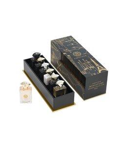 """Amouage Les Miniatures """"Collection Moderne"""" pour Hommes 6x7.5ml"""