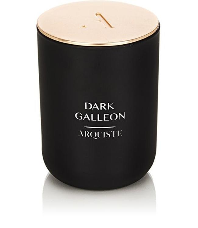 Arquiste Candle - Dark Galleon
