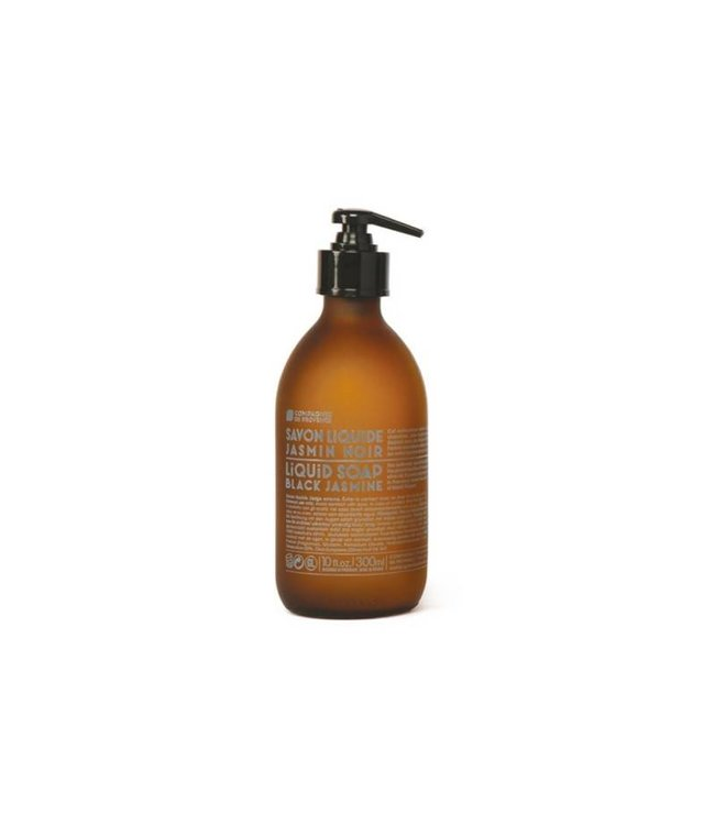 Compagnie De Provence Liquid Marseille Soap Black Jasmine 300ml