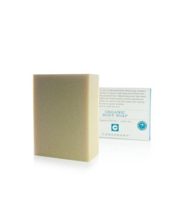 Consonant Organic Olive Oil Body Soap 115 grams