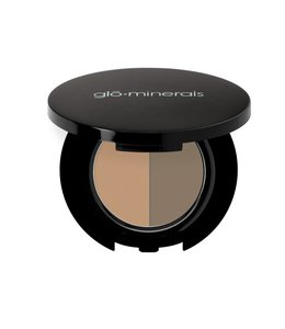 Glo Minerals Brow Powder Duo - Taupe