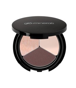 Glo Minerals Eye Shadow Trio - Coffee
