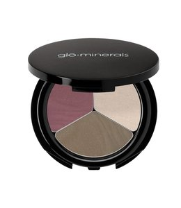 Glo Minerals Eye Shadow Trio - Mulberry