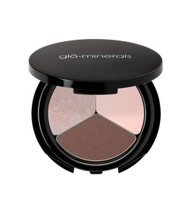 Glo Minerals Eye Shadow Trio - Sandstone