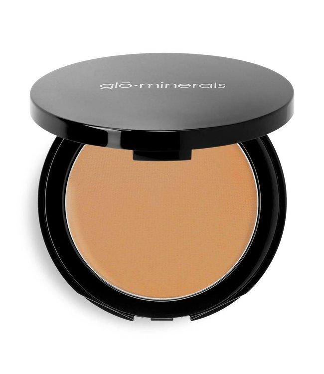 Glo Minerals  Base compacte - Honey Medium 9.9g/0.35oz