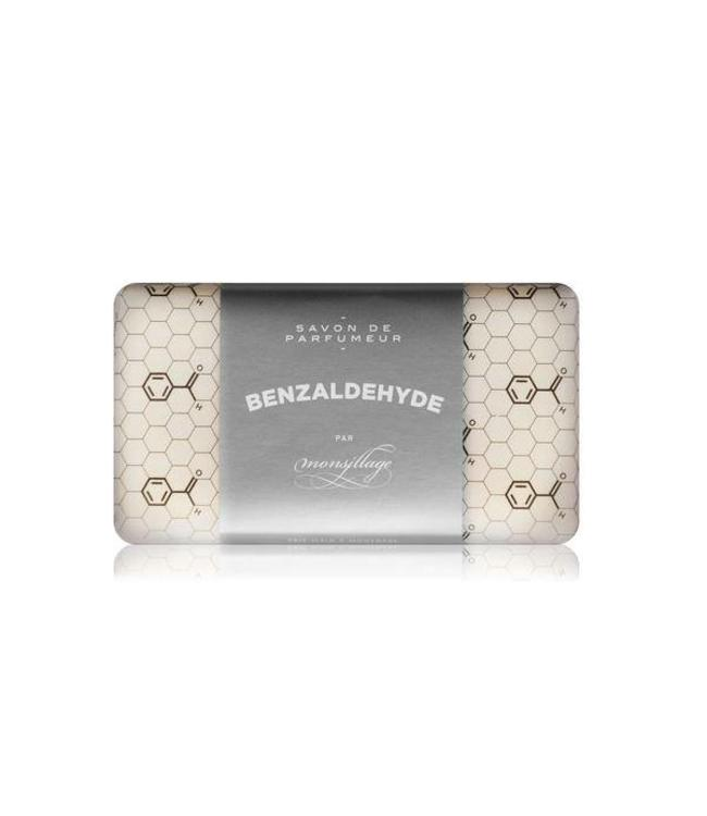 Monsillage  Savon Benzaldehyde 94g/3.3oz