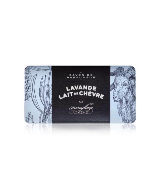 Monsillage  Savon Lavande & Lait de chèvre 94g/3.3oz