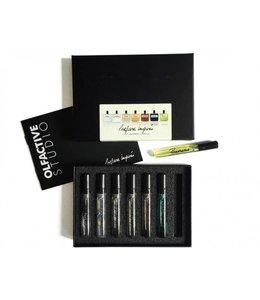 Olfactive Studio Coffret découverte 7 fragrances 4ml chacun