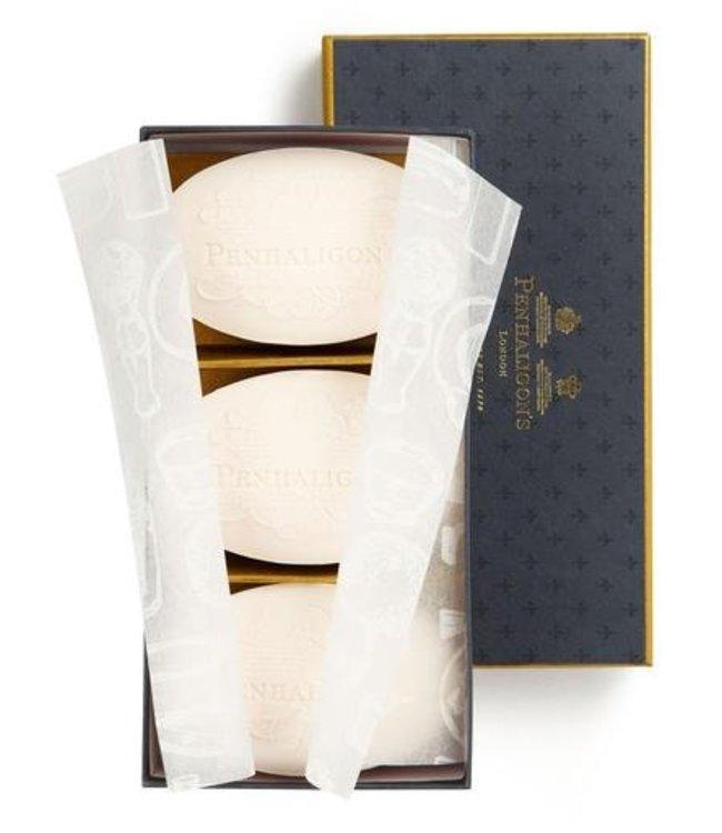 Penhaligon's  Blenheim Bouquet Soap (Box of 3 x 100g)