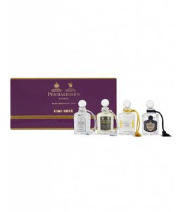 Penhaligon's Gentlemen's Fragrance Collection Box of 4 (5ml)