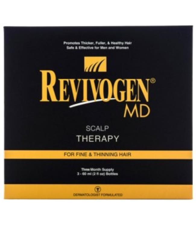 Revivogen Scalp Therapy - 3 month supply 3 x 60ml