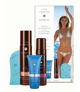 Vita Liberata Tanning Travel Essentials