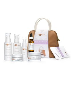 VivierSkin Anti-Aging Program Combination to Oily Skin