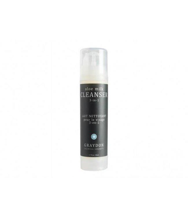 Graydon Skincare  Lait nettoyant pour le visage 3-en-1 50ml