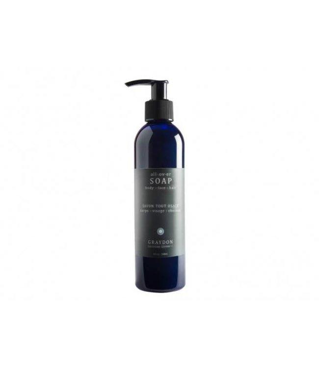 Graydon Skincare All Over Soap 240ml