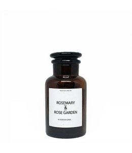 The Carbon Guild Rosemary & Rose Garden Incense