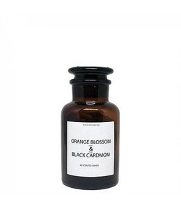The Carbon Guild Orange Blossom & Black Cardamom Incense