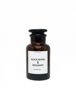 The Carbon Guild Encens - Black Pepper & Bergamot