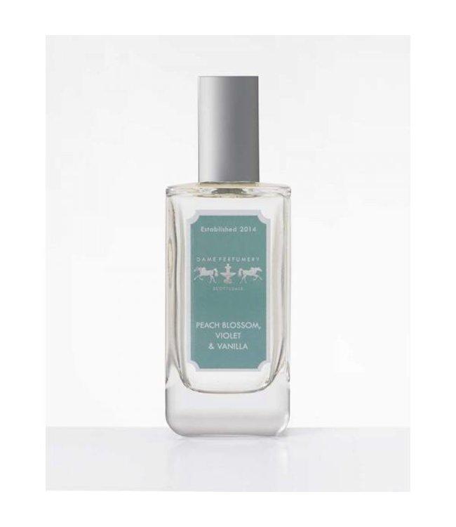 Dame Perfumery Peach Blossom Violet & Vanilla EDT