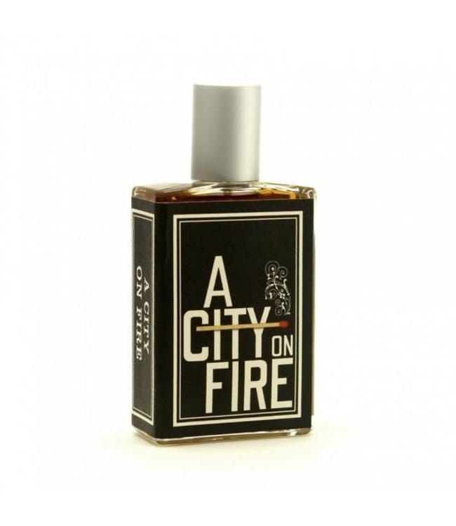 Imaginary Authors A City on Fire EDP