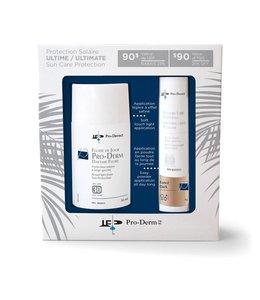 Pro-Derm Protection solaire ultime - Clair (valeur de $120)