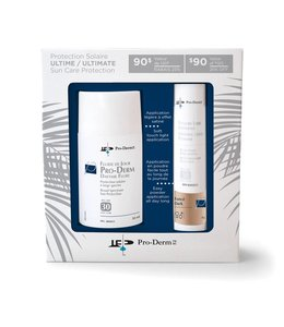 Pro-Derm Ultimate Suncare Protection - Light (120$ value)