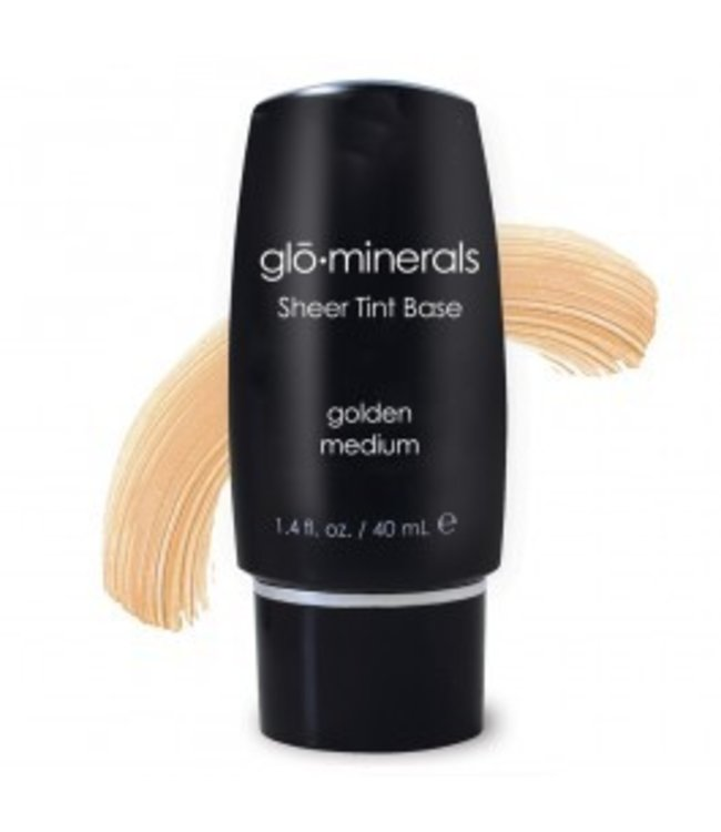 Glo Minerals Sheer Tint Base - Golden Medium 40ml/1.4oz