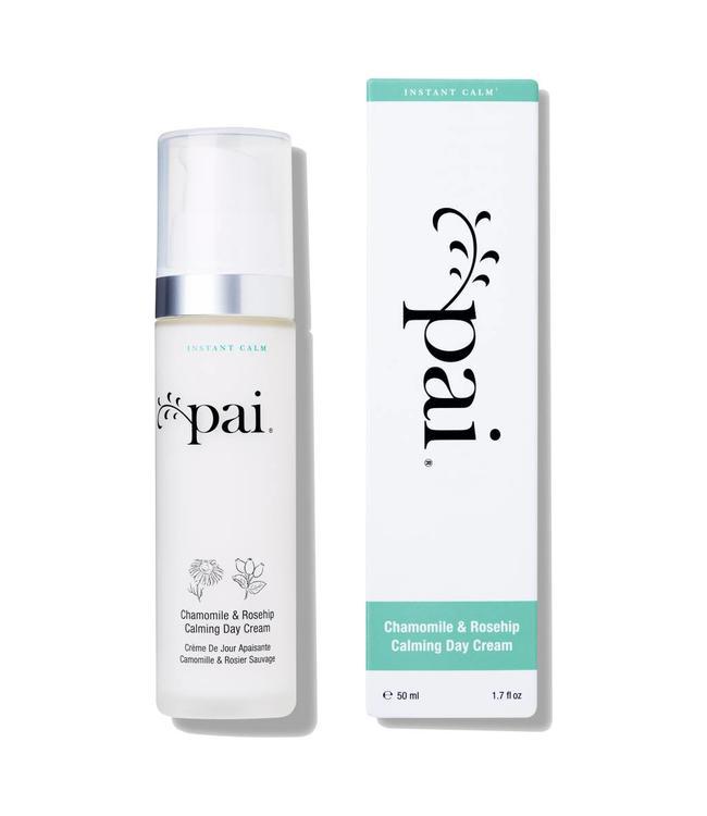 Pai Skincare Instant Calm: Chamomile & Rosehip Calming Day Cream 50ml