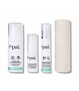 Pai Skincare Anywhere Essentials Instant Calm Travel Kit 47ml