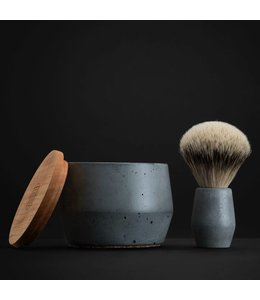 Rituels Shaving Brush, Soap and Bowl Set