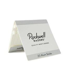 Rockwell Razors Alum Sticks