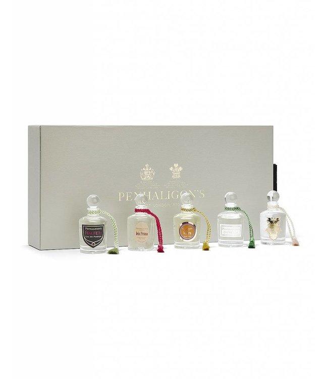 Penhaligon's Ladies Mini Fragrance Collection (Box of 5)g