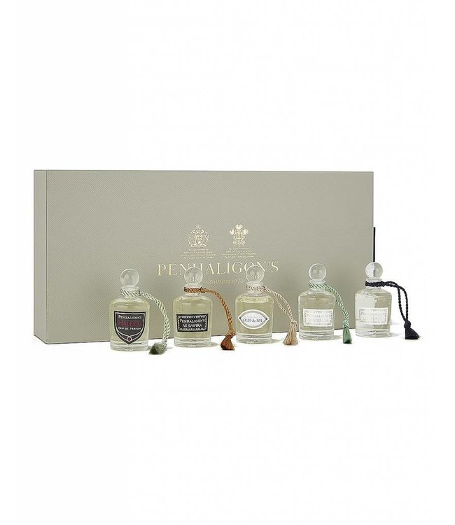 Penhaligon's Collection Miniature Trade Routes (5 x 5 ml)
